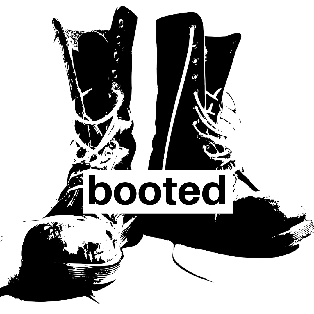 booted